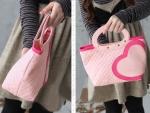 Bag BG87-Pink