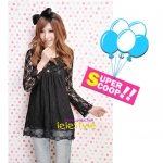 Dress DS849-Black