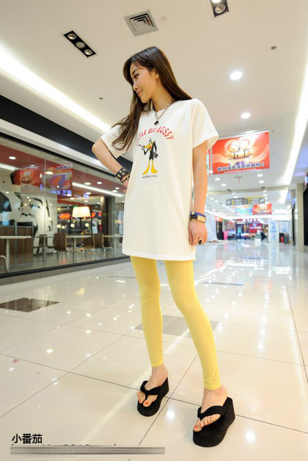 Pants ps yellow tamochi